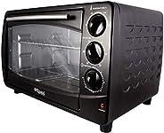 Super General 35 Liters Electric Oven, Black SGE O039 KR
