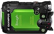 Olympus TG-Tracker Aksiyon Kamera Yeşil