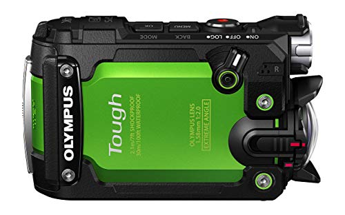 Olympus TG-Tracker Action cam 4K V
