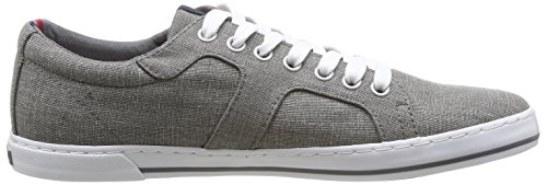 Tommy Hilfiger Harry 9E, Baskets mode homme Gris (Steel Grey 039)