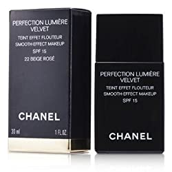 Chanel Perfection Lumiere Velvet Smooth Effect Makeup Spf15 30ml/1oz  22 Beige Rose