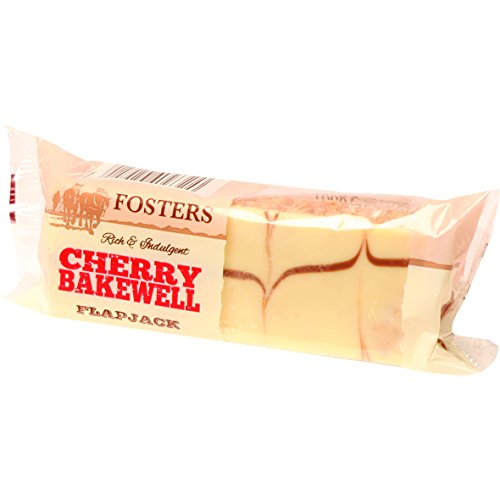 fosters-cherry-bakewell-topped-flapjack-100-g-pack-of-24