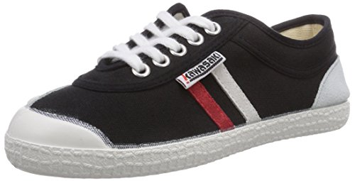 Kawasaki - Rainbow Retro, Sneakers, unisex, Nero (Black / 60), 42
