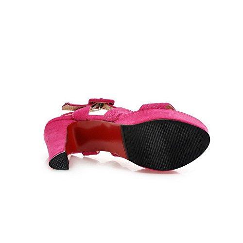 GARDENIA COPENHAGEN Gillisi Twist amazon-shoes neri Camoscio Realmente Barato iVG7as1