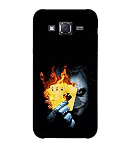 Doyen Creations Printed Back Cover For Samsung Galaxy A5