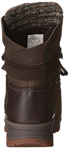 Merrell Eventyr Ridge Wtpf, Bottes de Neige femme Marron (Dark Earth)