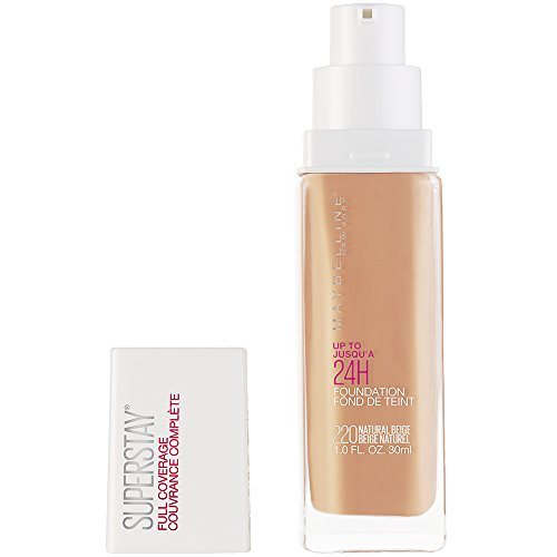 MAYBELLINE Superstay Full Coverage Foundation - Natural Beige 220