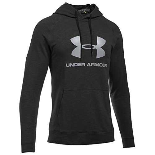 Under Armour ColdGear Sportstyle Trainingskapuzenpullover Herren anthrazit/hellgrau, XXL (XX-Large) - Coldgear Hoody
