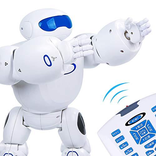 RCTecnic - Robotics Robot Teledirigido Programable para Niños Star Warrior | Saluda,...