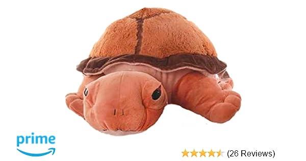 Stofftiere 1 x Schildkröte Plüsch Plüschtier Stofftier Kuscheltier Landschildkröte Super