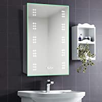 Amazon Co Uk Mirror Cabinets Home Kitchen