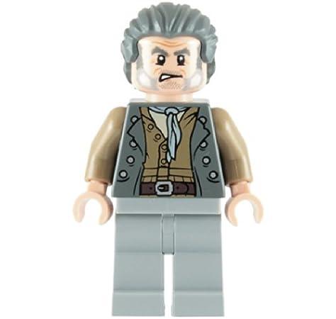 14 X 1 Barbe pour le Zombie Pirate Série 14 Pièces LEGO-Minifigures Série