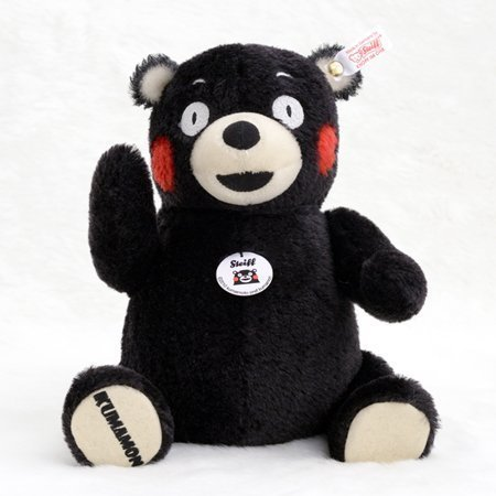 Japan-Limited-1500-body-teddy-bear-bear-Mont-Teddy-bear-KUMAMON-japan-import