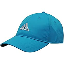 adidas Golf Deportes flexible pico gorra Touch y cerrar nuevo Azul azul Talla:hombres