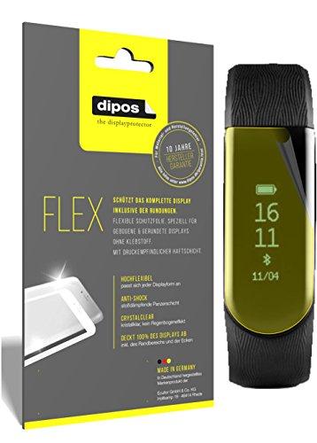 dipos I 3X Schutzfolie 100% passend für Medion Life S2000 Folie (Vollständige Bildschirmabdeckung) Bildschirmschutzfolie