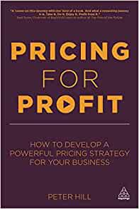 Good books on pricing strategy