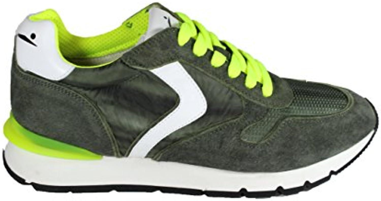 Voile Blanche Herren Sneaker Grün Grün