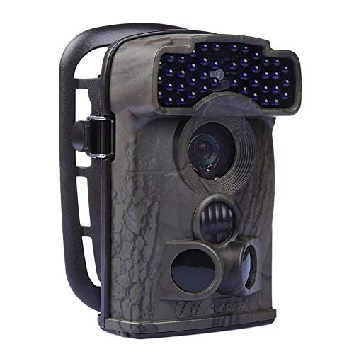 MTTLS Wildkamera Fotofalle Jagdkamera12mp 1080 P HD 100 ° Weitwinkelobjektiv 2 '' LCD Display 0.6 Sekunden Triggerzeit IP 56 Wasserdichtes Design PIR Sensor Bewegungsmelder Fotofalle