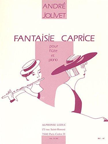 FANTAISIE CAPRICE FLUTE ET PIANO