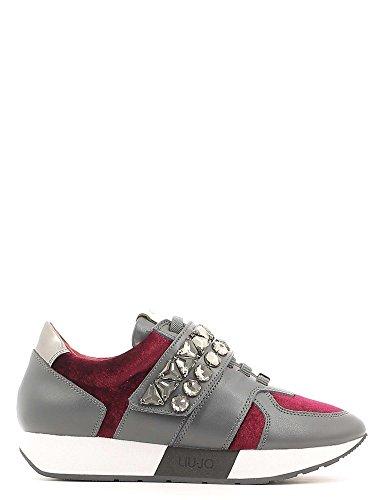 Liu-jo S66007P0169 Sneakers Donna Grigio