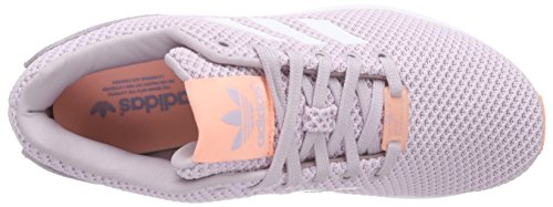 adidas Originals  Zx Flux W, Running femme Mauve/Ftwwht/Glocor