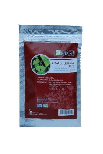 Ginkgo Biloba Thaikräuter Tee, 1 Packung je 30 Teebeutel