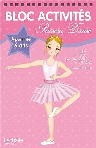 Agnes Letestu - Mon bloc d'activités Passion danse - 6