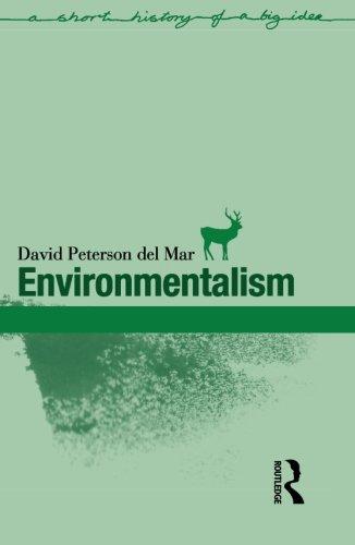 Environmentalism (Short Histories of Big Ideas)
