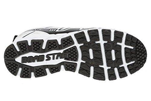 gibra, Sneaker donna bianco / nero