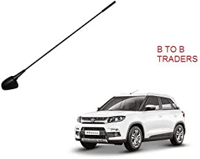 B to B Traders Car Replacement Audio FM/AM Roof Antenna for - Maruti Suzuki Brezza