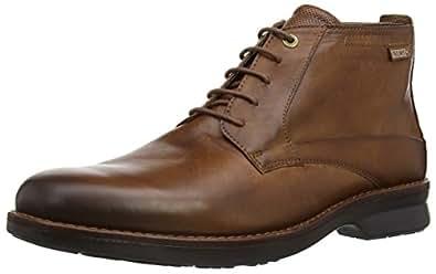 Pikolinos Dublin 04M-6026, Chaussures montantes homme - Marron (Cuero), 39 EU