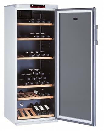Whirlpool WW 1600 W Cave à vin de service 101 bouteilles Argent