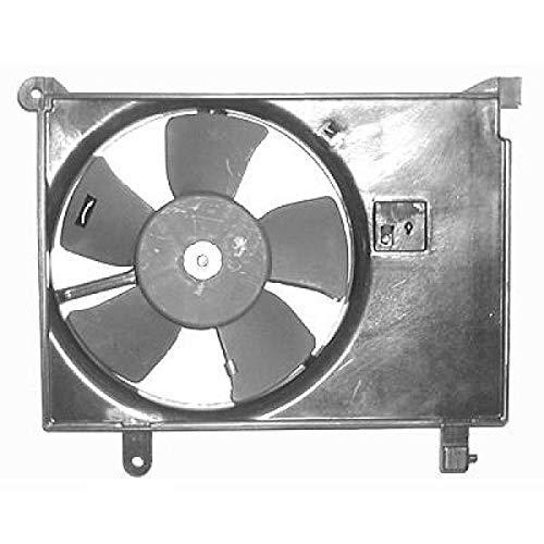PIECES AUTO SERVICES Ventilateur condenseur de climatisation Daewoo Lanos de 97 à >> - OEM : DA50002
