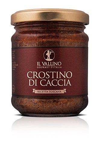 Frandi Italia Crostino di Caccia - 3 Confezioni da 180 g