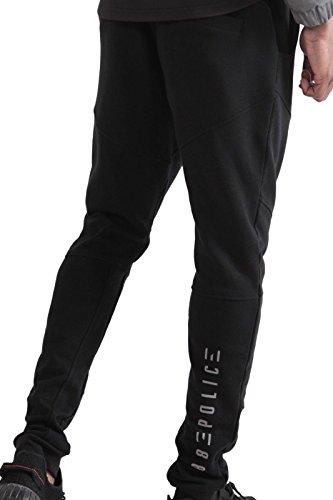 883 Police -  Pantaloni sportivi  - Uomo Dynamic Black