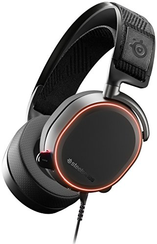 SteelSeries Arctis Pro - Gaming-Headset - hochauflösende Lautsprechertreiber - DTS Headphone:X v2.0 Surround