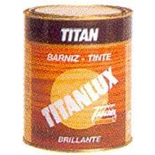 Titanlux M41908 - Barniz tinte brillante para madera 125ml cerezo 1005