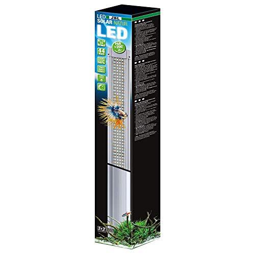 JBL Hochleistungs-LED Leuchte, Für Aquarien, Dimmbar, 44 Watt, 849 x 71 mm, LED SOLAR NATUR