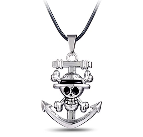 Collar para One Piece Ruffy Lufy Anime