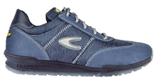 Cofra 78400-001.W42 S1 P SRC taglia 42'Brezzi' Safety-Scarpe da ginnastica colore blu