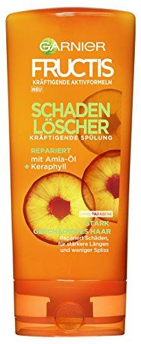 Garnier Fructis Schaden Löscher Spülung, 6er Pack (6 x 200 ml)