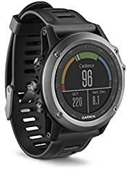 Garmin Fenix 3 Multisport Training GPS Watch - Taille Unique