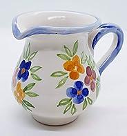 Brocchetta latte Ceramica Handmade Le Ceramiche del Castello Made in Italy