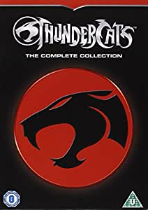 Thundercats: The Complete Collection [DVD] [2008]