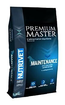Nutrivet Master Premium Viande pour Chien 26/12 15 kg