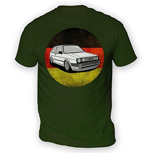 german-golf-mk2-mens-t-shirt-bottle-green-medium