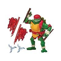 The Rise of The Teenage Mutant Ninja Turtles Basic Action Figures - Raph