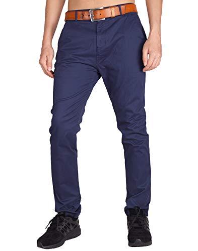 Sa belle conception homme STRAIGHT DENTON FLEX Pantalon