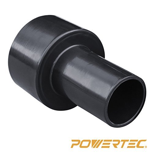 POWERTEC 70138 2-1/2-Inch to 1-1/2-Inch Reducer by POWERTEC -