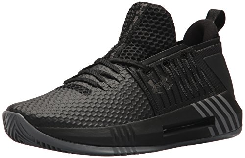 cheap for discount 705a2 c4887 Under Armour UA Drive 4 Low, Zapatos de Baloncesto para Hombre, Negro (Black